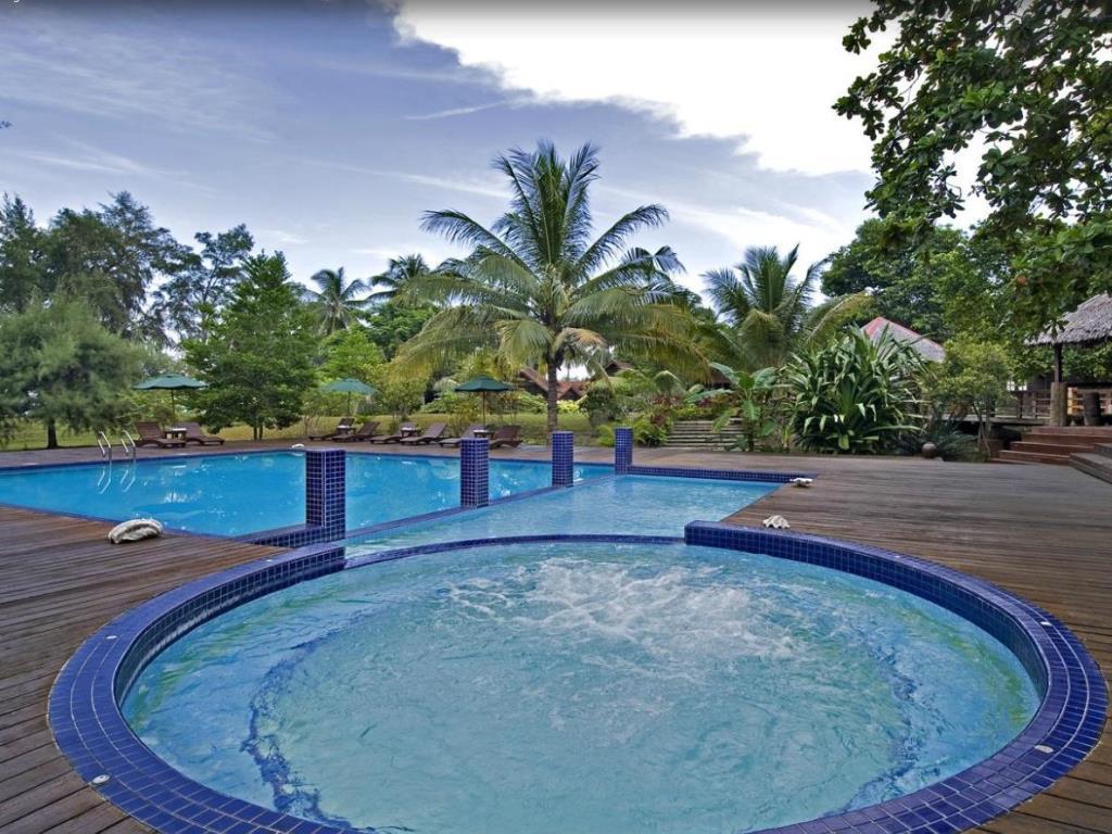 Aseania Resort Pulau Besar Mersing Malaysia Luxor