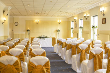 Troon marine hotel wedding