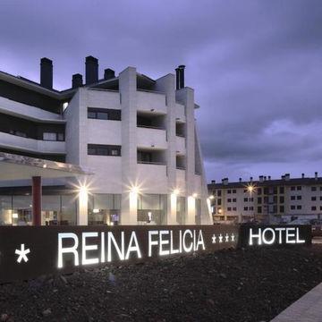 Cambras - Hotel reina felicia jaca ...