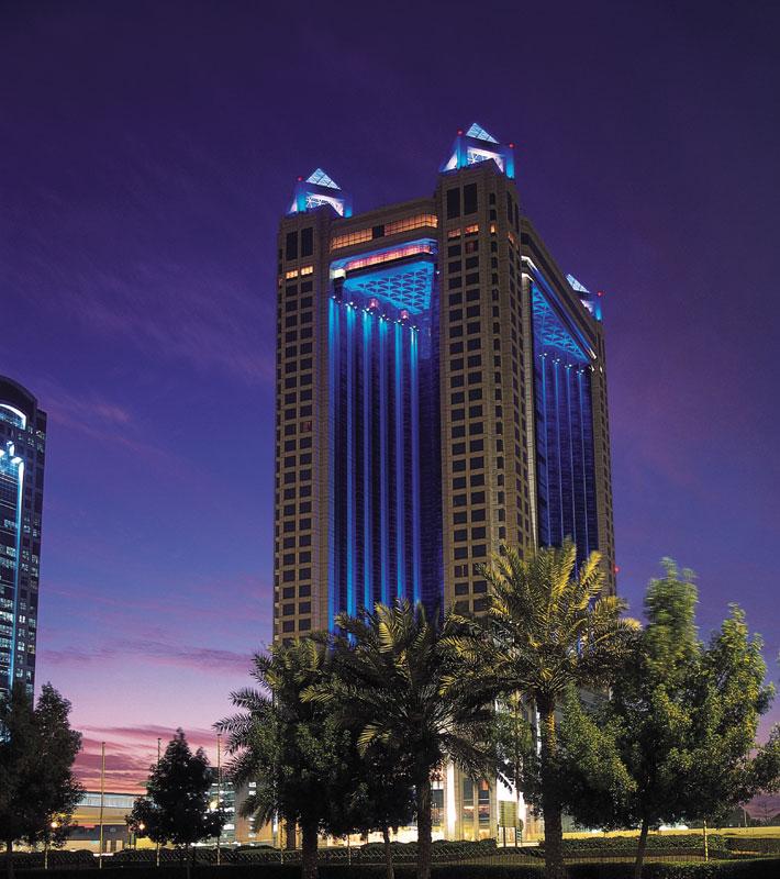 Fairmont hotel dubai dubai united arab emirates for Dubai best hotel name