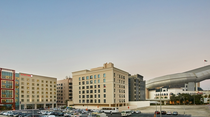 Hotel Hilton Garden Inn Dubai Mall Of The Emirates Dubai United Arab Emirates
