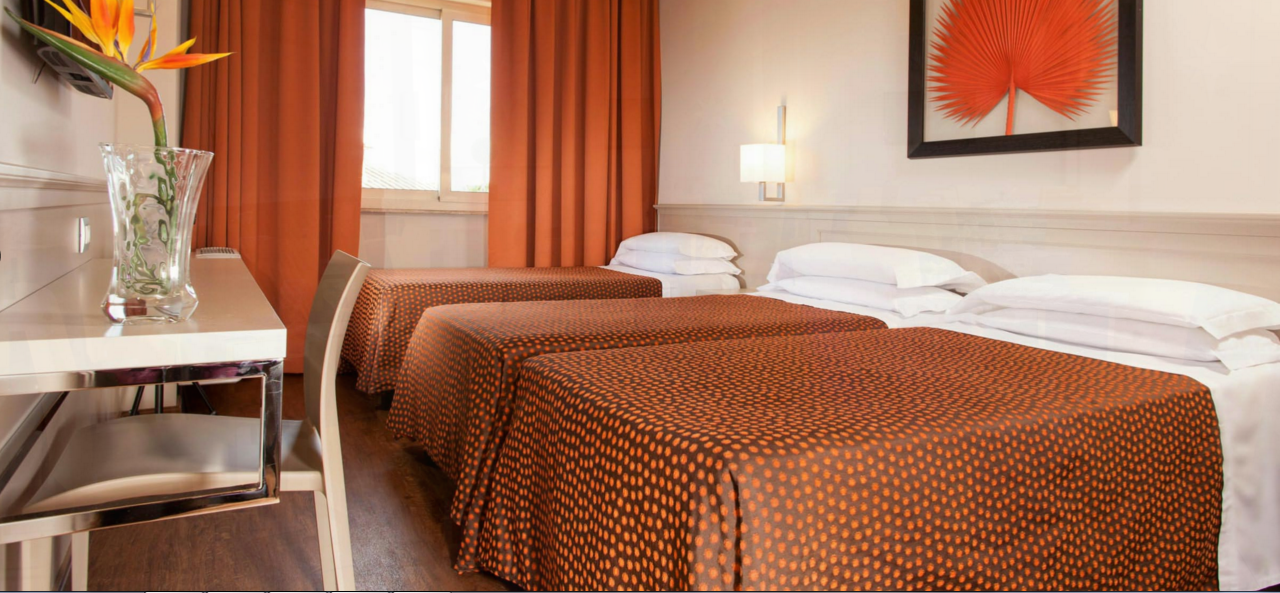 Hotel Fleming Roma Booking