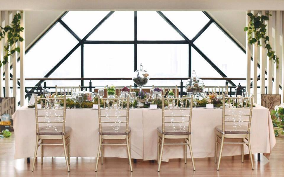Century park hotel jakarta wedding