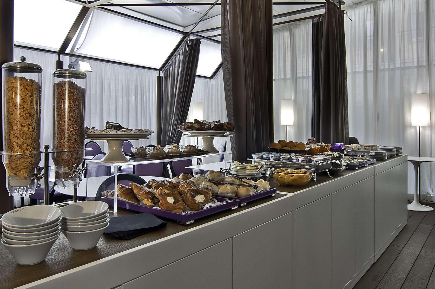 Hotel Caravel Rome Italy