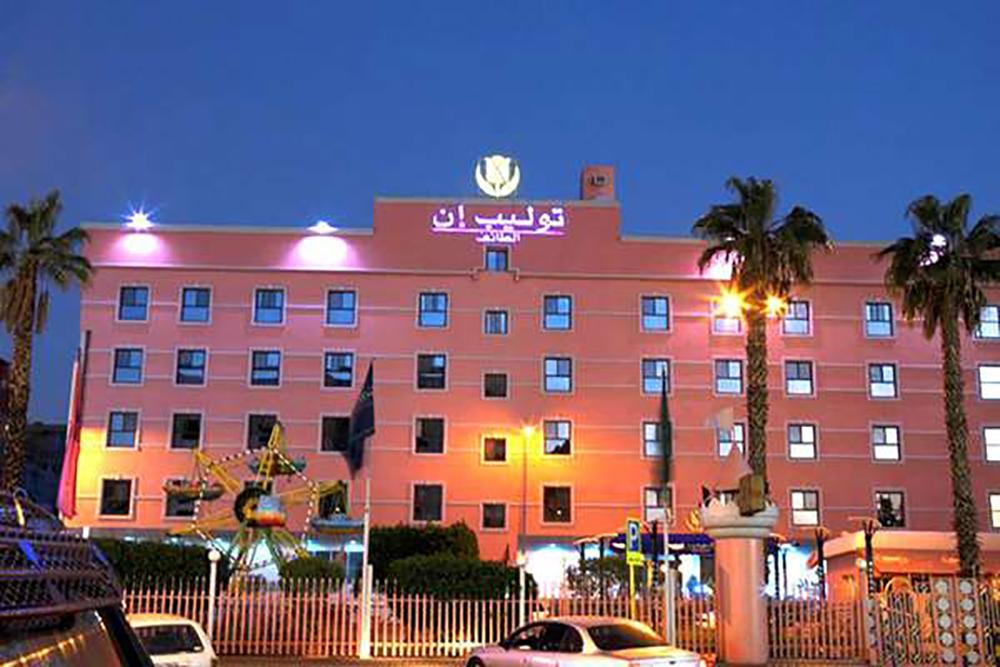 le m 233 ridien al hada hotel taif saudi arabia flyin