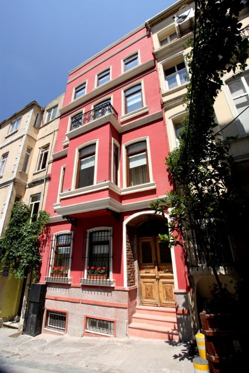 Hotel fide for Fide hotel istanbul