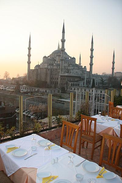 Acra hotel istanbul turkey for Ararat hotel istanbul