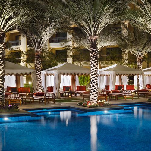 Best Places In Dubai For Shisha: The Palace Downtown Dubai, Dubai, United Arab Emirates